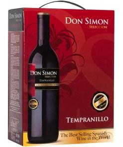 Don Simon Seleccion Tempranillo 12% 300cl BIB