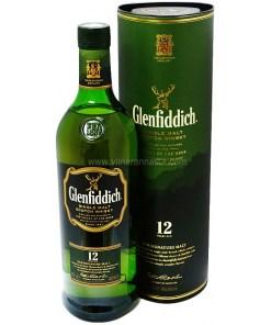 Glenfiddich 12yo Single malt 40% 100cl