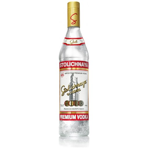 Stolichnaya Premium 40% 50cl