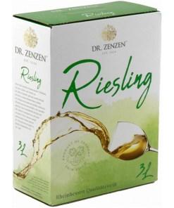 Rheinhessen Riesling Dr.Zenzen 300cl BIB