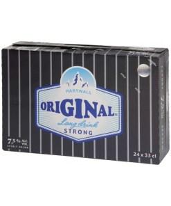 Hartwall Original Long Drink Strong 7,5% 33cl x 24 tölkkiä