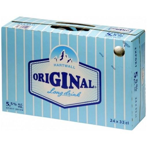 Hartwall Original Lonkero 5,5% 33cl x 24 tölkkiä