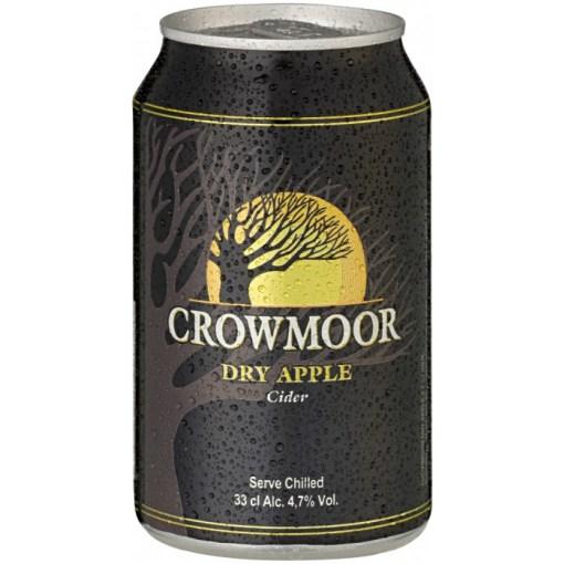 Crowmoor Omena siideri 4.7% 33cl x 24 tölkkiä