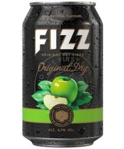 Fizz Original dry Omena siideri 4,7% 33cl x 24 tölkkiä