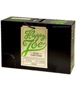Happy Joe's crispy Päärynä siideri 4,7% 33cl x 24 tölkkiä
