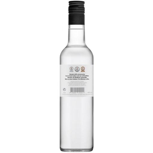 Kiitos Premium vodka 40% 50cl lasipullo