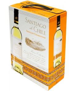 Santiago de Chile Semillon Chardonnay 12,5% 300BIB
