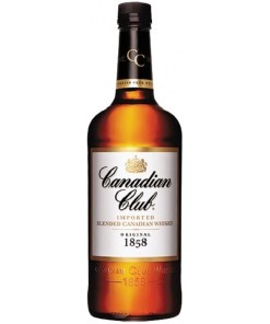 Canadian Club Whisky 40% 100cl