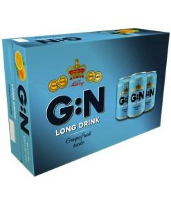 A.LeCoq Greippi Gin Lonkero 5,5% 33cl x 24 tölkkiä