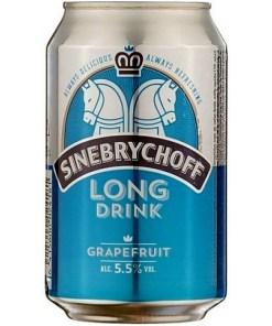 Sinebrychoff Greippi Lonkero 5,5% 33cl x 24 tölkkiä