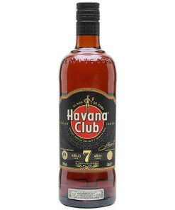 Havana Club 7y old 40% 70cl