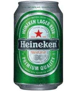 Heineken 5,0% 33cl x 24 tölkkiä