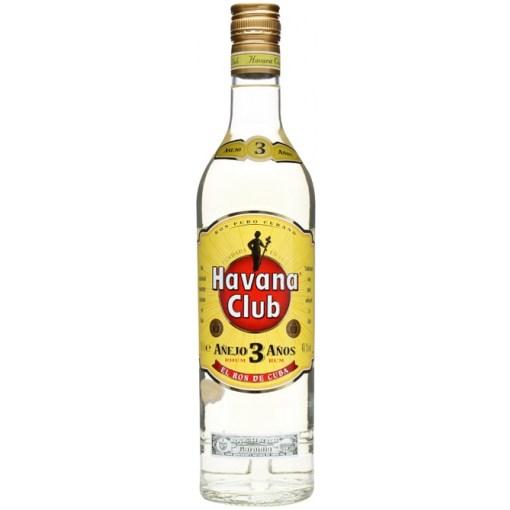 Havana Club 3y old 40% 100cl