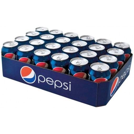 Pepsi 33cl x 24 tölkkiä