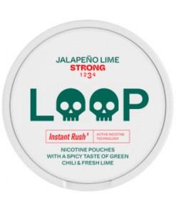 LOOP Jalapeno Lime Strong 10 rasian torni