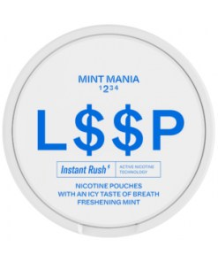 LOOP Mint Mania 6,3mg 10 rasian torni