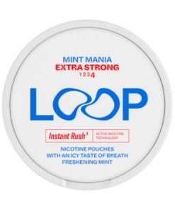 LOOP Mint Mania Extra Strong 10 rasian torni