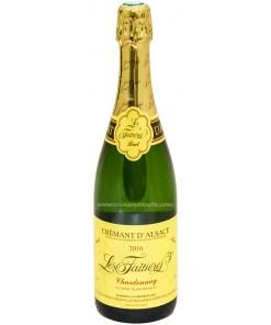 Les Orschwiller Alsace Chardonnay 12% 75cl