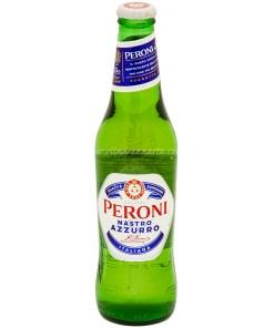 Peroni Nastro Azzurro 5,1% 33cl 24kpl laatikko