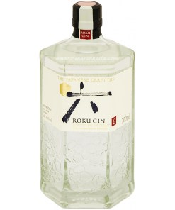 Roku Japanese Gin 43% 70cl