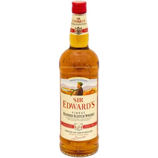 Sir Edwards Scotch 40% 100cl