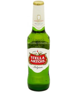Stella Artois Premium 5% 33cl 24kpl laatikko