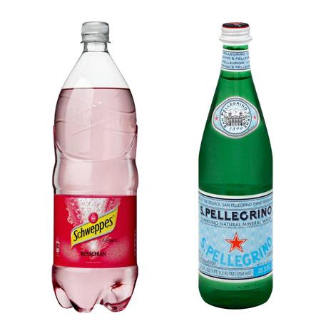 Soft drinks and Tonics
