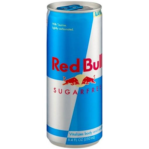 Red Bull 25cl SOKERITON x 24 tölkkiä