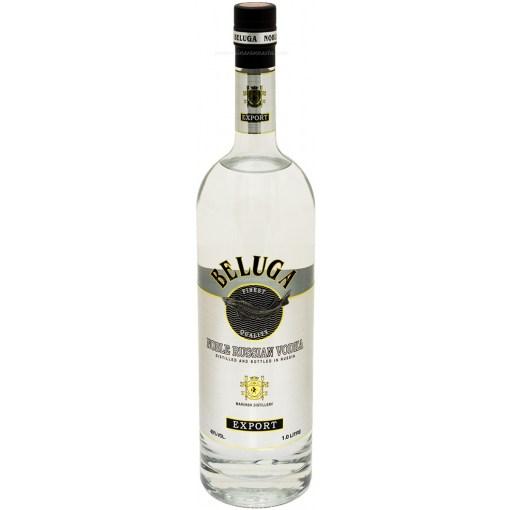 Beluga Noble Russian Vodka 40% 100cl