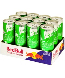 Red Bull Summer Edition Cactus 12 x 25cl