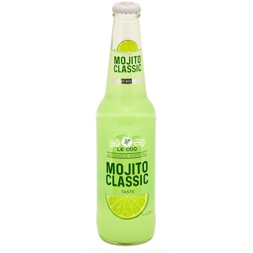 A.Le Coq Mojito 4,7% 24 x 33cl pullo
