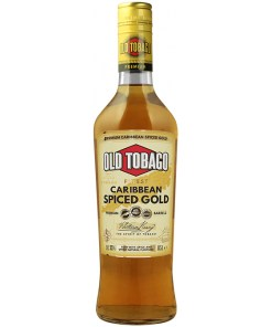 Old Tobago Spiced Rum 35% 0,7L