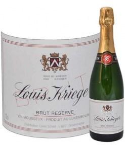 Louis Krieger Brut Reserve, Luksemburg 11% 0,75L