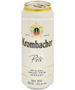 Krombacher Pils 4,8% 0,5l x24 tölkkiä