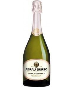 Abrau Durso, Cuvee Alexander II, Brut Rose 11,5% 0,75L