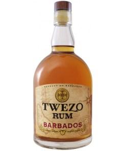 Twezo Rum Barbados 40% 0,7L