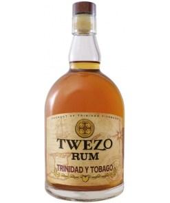 Twezo Rum Trinidad Y Tobago 40% 0,7L