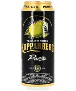 Kopparberg Pear Premium Cider 4,5% 0,5l x24 tölkkiä
