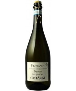 Prosecco, Treviso Vino Frizzante, Contarini, Italia 10,5% 0,75L