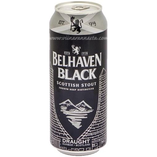 Belhaven Black Scottish Stout alc. 4,2%vol 0,44L x24 tölkkiä