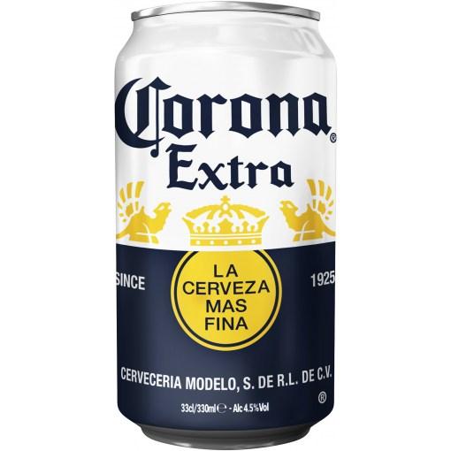 Corona Extra  4,5% 0,33l x24 tölkkiä