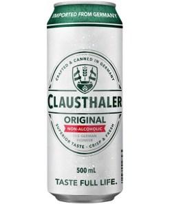 Clausthaler Original, 0% 0,5L x24 tölkkiä