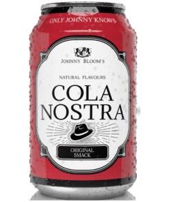 Johnny Bloom's Cola Nostra 0,33l  x24 tölkkiä