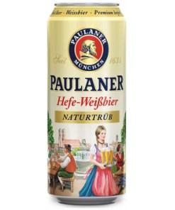 Paulaner Hefe Weisbier 5,5% 0,5l x24 tölkkiä