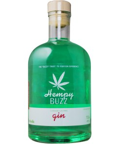 Hempy Buzz Cannabis Flavored Gin, Holland 40% 0,7L