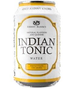 Johnny Bloom's Indian Tonic Water 0,33l x24 tölkkiä