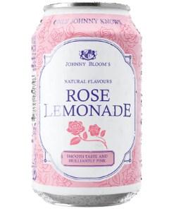 Johnny Bloom's Rose Lemonade 0,33l x24 tölkkiä
