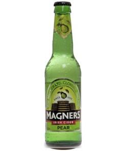 "Magners Irish Cider ""Pear"" 4,5% 0,33l x24 pulloa"