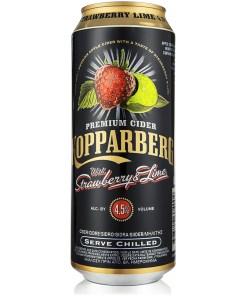 Kopparberg Strawberry & Lime Premium Cider 4,5% 0,5l x24 tölkkiä