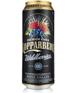 Kopparberg Wildberries Premium Premium Cider 4,5% 0,5l x24 tölkkiä